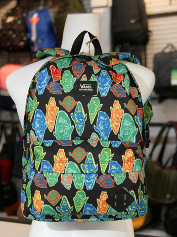 Vans Off The Wall Backpack 001
