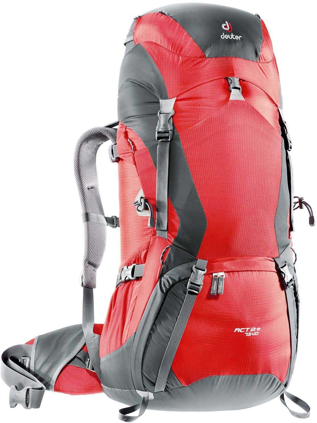 Deuter Act Line 65 10 Backpack (M) Red