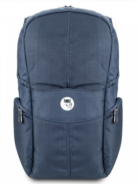 Mikkor Roady Gear Backpack (M) Navy