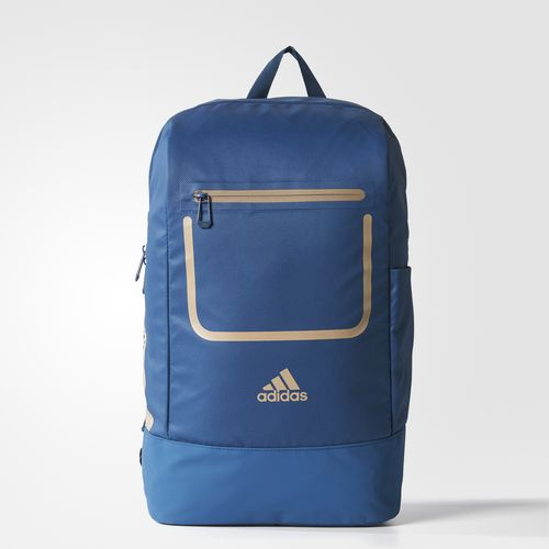 ADIDAS  TRAINING BACKPACK  (  blue )