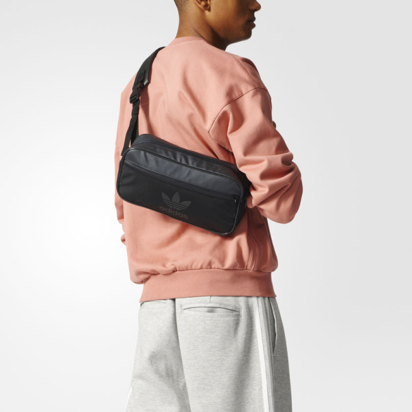 Adidas Originals Crossbody Sport Bag S Black