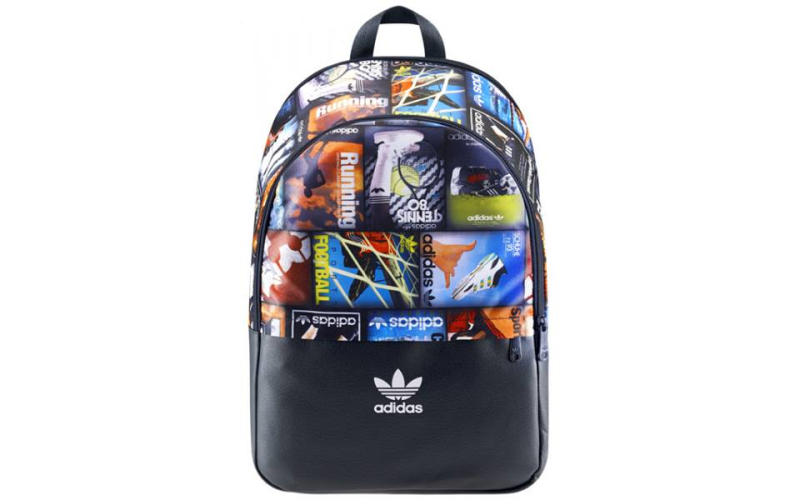ADIDAS BACK TO SCHOOL ESSENTIAL BACKPACK.