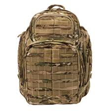 5.11 Tactical RUSH 72 Backpack- Multicam
