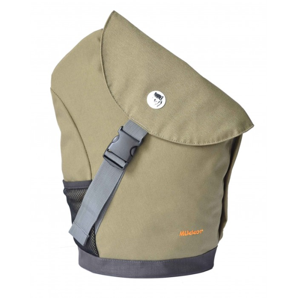 SLING LAPTOP BACKPACK (BRONZE GREY)