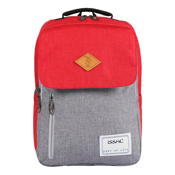 BALO ISSAC2 RED/GREY
