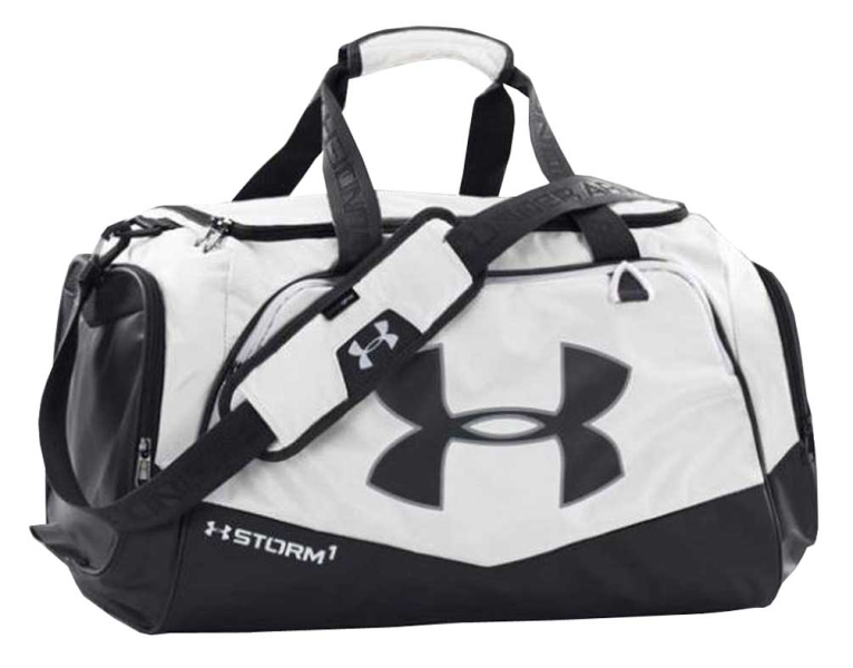 Under Armour Storm 1 Duffle White