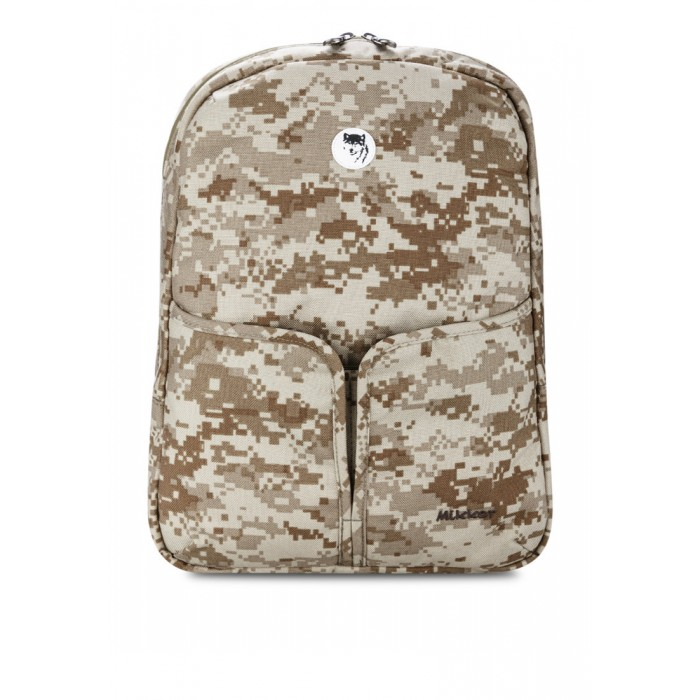 BETTY PRETTY LAPTOP BACKPACK (CAMO)