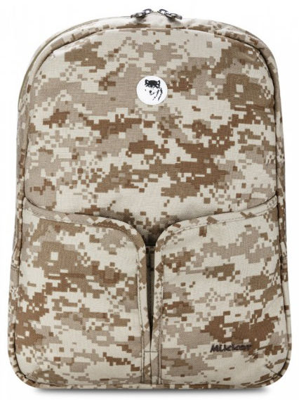 Mikkor Betty Pretty Laptop Backpack (M) Camo