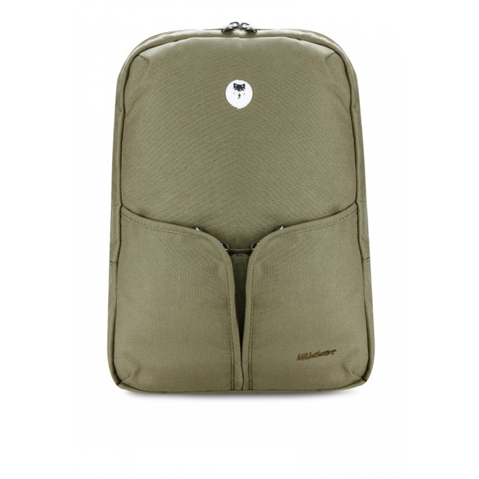 BETTY PRETTY LAPTOP BACKPACK (XÁM ĐỒNG)
