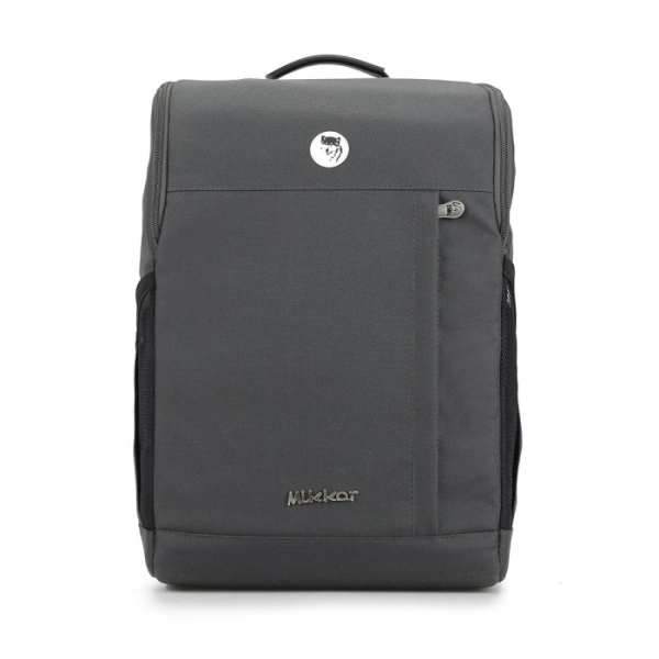 THE LEWIS BACKPACK (CHARCOAL)