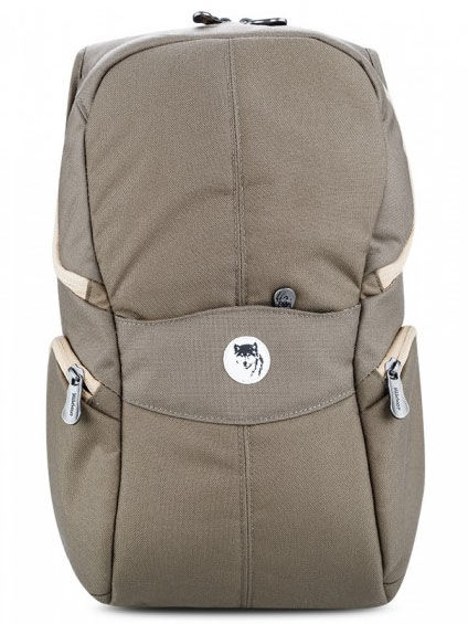 Mikkor Roady Gear Backpack (M) Grey