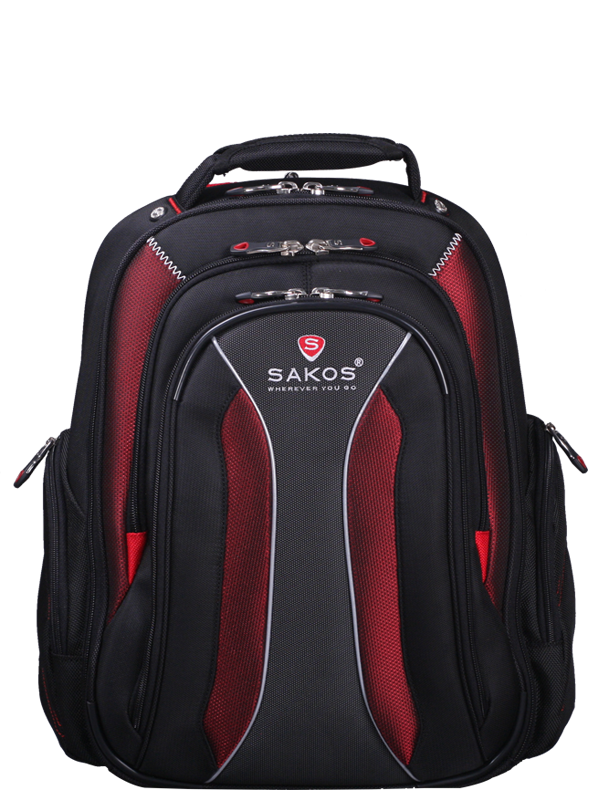 Sakos Miranda i15 Backpack Red
