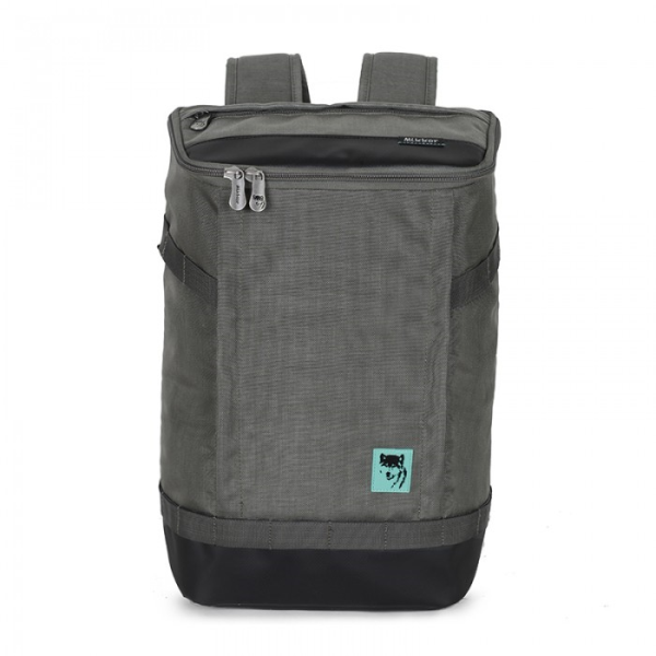 THE IRVIN BACKPACK DARK MOUSE GREY