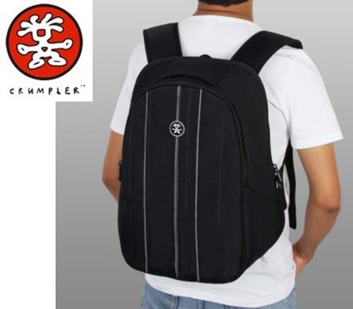 Balo Crumpler Brown Noser Backpack