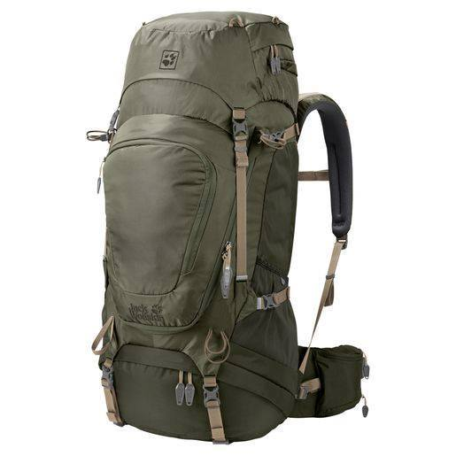 Jackwolfskin HIGHLAND TRAIL XT 50 HIKING BACKPACK