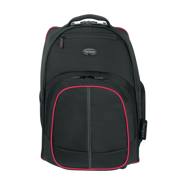 "Targus 16"" Compact Rolling Backpack TSB75001AP"
