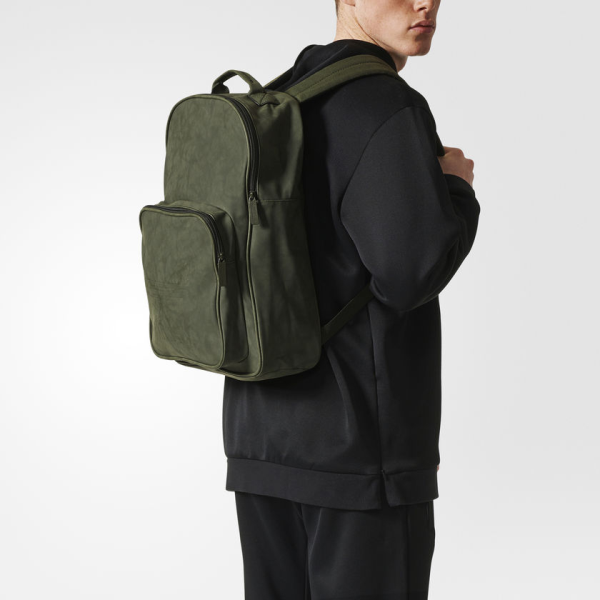 Adidas Originals Mochila Classic BQ1538 Backpack M Green