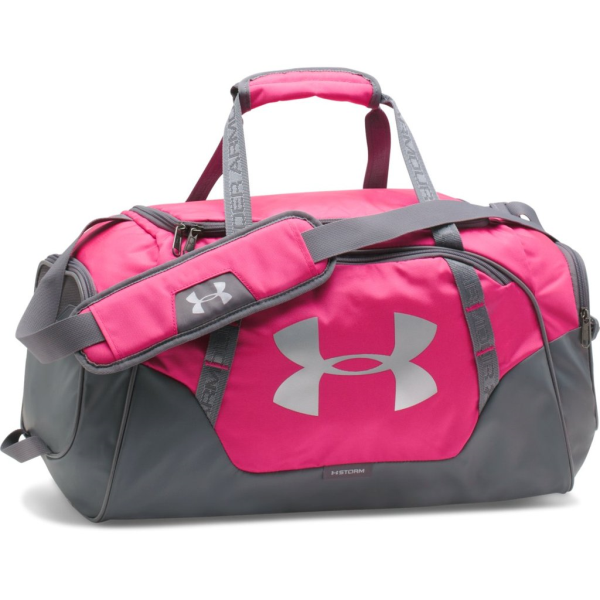Under Armour UA Undeniable 3.0 Duffle M Pink