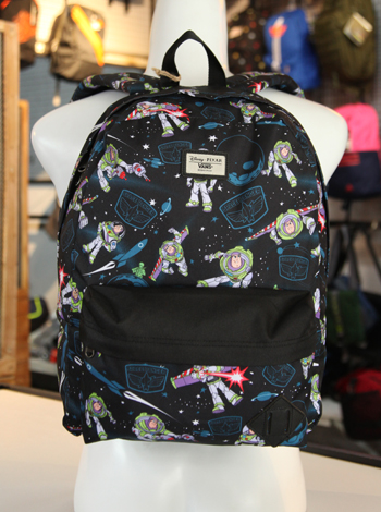 Vans Off The Wall Backpack 005