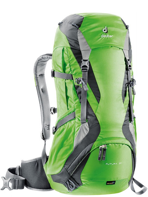 Deuter Futura 32L Backpack (M) Green