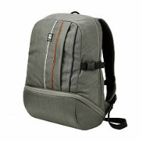 Jackpack Half Photo Backpack  Grey