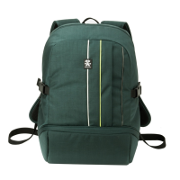 Jackpack Half Photo Backpack Green