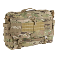 Rush Delivery Messenger Bag - Multicam