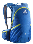Salomon Trail 20 Backpack (M) Blue