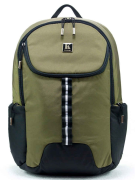 Kimtabags Phoenix Backpack (M) Green