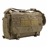 Rush Delivery Messenger Bag - Sandstone