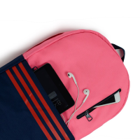 Adidas Versatile 3 Stripe Backpack